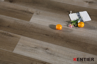 Cross Cut Surface Rigid Vinyl Flooring