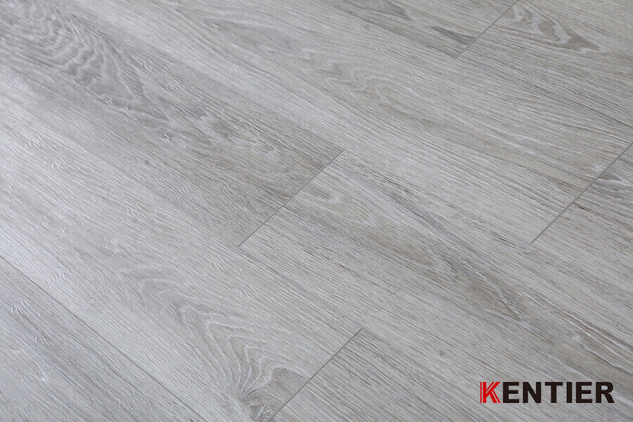 Oak Wood with Grey Color WPC Flooring