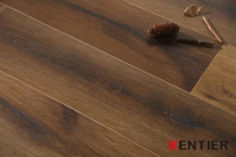 K5704-Antique Treatment Laminate Flooring From Kentier