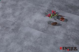 Stone Pattern Rigid Vinyl Flooring for Indoor Usage