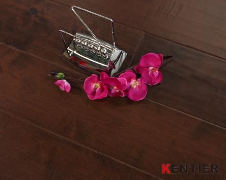 B0605-100% Natural Wood Engineered Flooring at Kentier