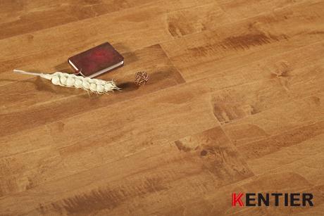 M21068-Kentier Laminate Wood Flooring with Maple Wood Texture