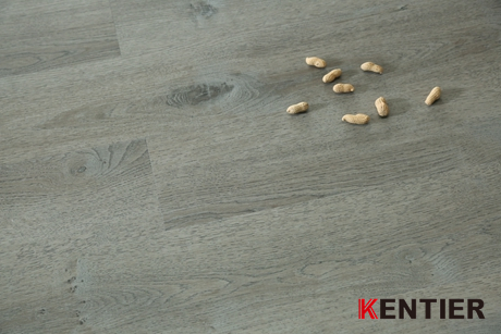 K0772-Grey Color Kentier Dry Back Flooring with Crystal Finished