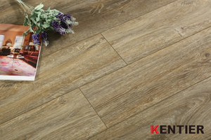 KL5301-Light Brown Dry Back Pvc Flooring with EIR Surface