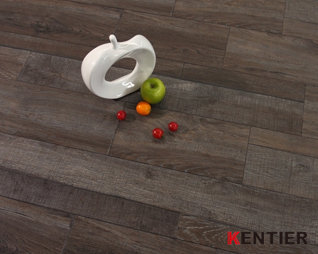 K3072-6 In. Wide Dry Back Pvc Vinyl Flooring From Kentier