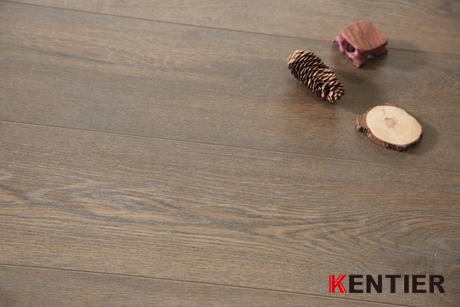 K5605-Brown Oak 7 In. Wide Laminate Flooring