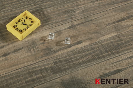 K1520-Antique Finished Engineered Flooring