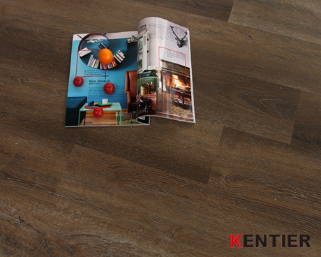 K3099-Eco-friendly Dry Back Flooring with Embossed Finished