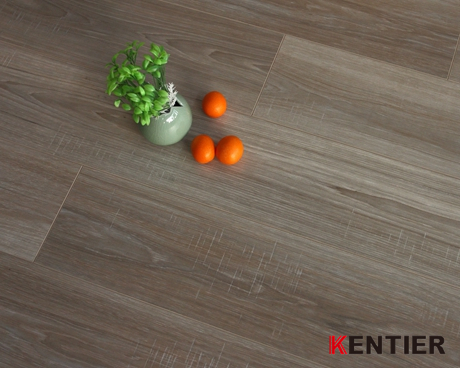 K0804-Indoor HDF Laminate Flooring with Gradient Lamp