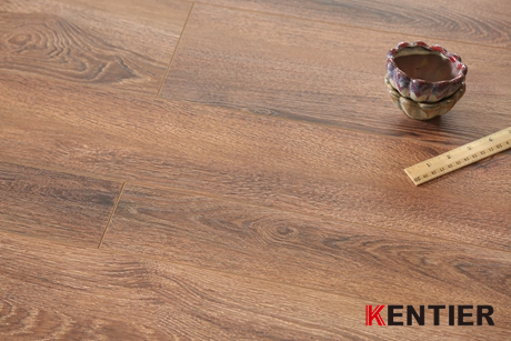 K48414-Guaranteed Laminate Wood Flooring with Embossed Surface