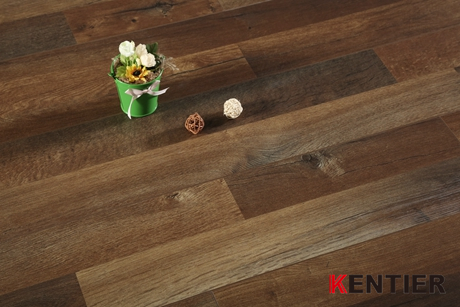 JL8101-Natural Wood Looking Dry Back Flooring for Indoor Usage