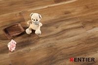 M18512-Wood Texture Indoor Laminate Flooring From Kentier