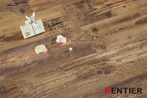 P2795-Handscraped Laminate Flooring From Kentier