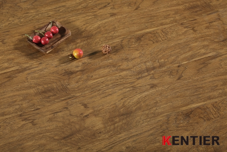 H65078-Matt Finish Laminate Flooring with Wood Texture