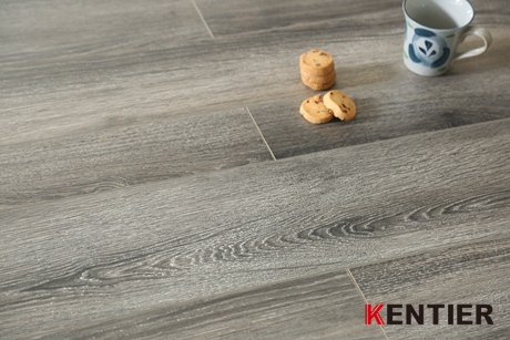K48302-Top Quality Laminate Flooring with Wood Texture