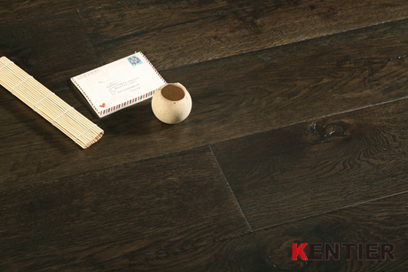K1532-Dark Chocolate Engineered Flooring with Kentier Brand