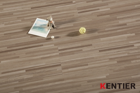 K1717-Multi-strip Luxury Vinyl Tile Flooring From Kentier