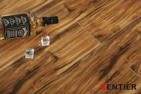 M20961-Handscraped Surface Laminate Flooring for Antique Treatment