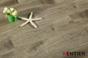 M89611-Oak Wood Laminate Flooring with Embossed Surface