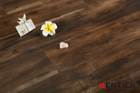 M18511-Maple Wood Texture Wood Laminate Flooring with Embossed Surface