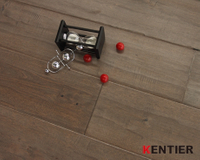 B0606-Hickory Top Veneer Multi-layer Engineered Flooring with Eucalyptus Core Material